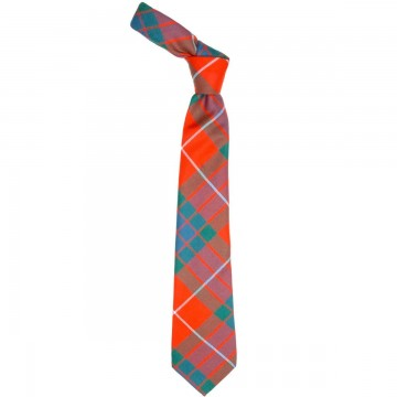 Fraser Red Ancient Tie