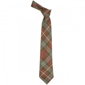 Fraser Hunting Weathered Tartan Tie