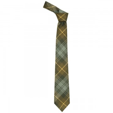 Gordon Clan Weathered Tartan Tie