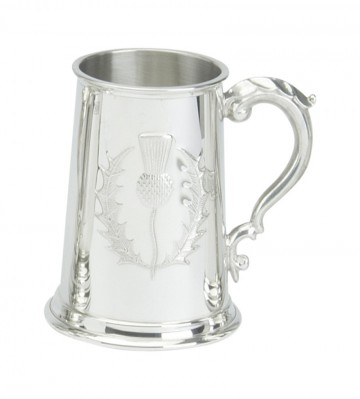 Edwin Blyde Thistle Collection Thistle Tankard
