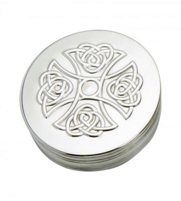 Edwin Blyde Celtic Collection Trinket Box Celtic Cross