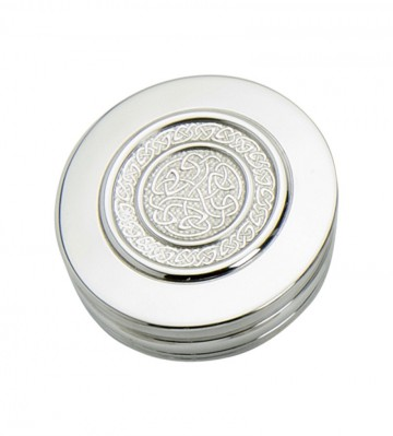 Edwin Blyde Celtic Collection Trinket Box Cetic Rope