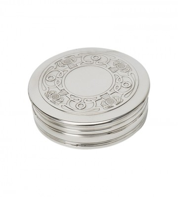 Edwin Blyde Celtic Collection Trinket Box Celtic Wire
