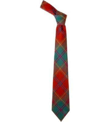 All Ireland Red Irish Tartan Tie