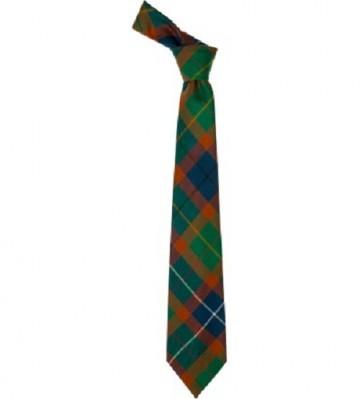 Amnesty International Tartan Tie