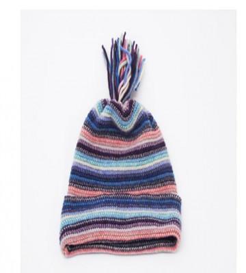 Lilac Children's Lambswool Hat from The Scarf Company