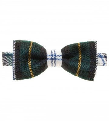 Gordon Dress Modern Lochcarron of Scotland Tartan Bow Tie