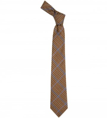 Kyle Check Lochcarron of Scotland Tweed Wool Tie