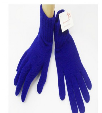 The Scarf Company African Violet 2 Ply Cashmere Ladies Gloves