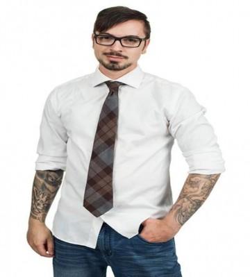 Official Outlander Tartan Wool Tie