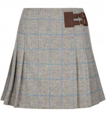 Foxglove Skirt in Shale by Dubarry