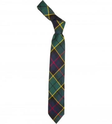 Forsythe Modern Tartan Tie