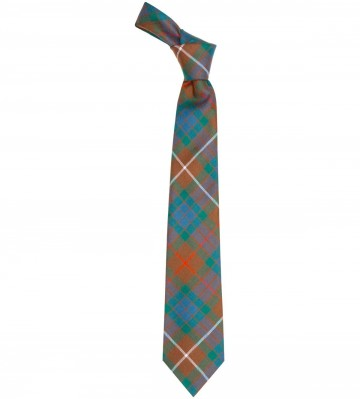 Fraser Hunting Ancient Tartan Tie