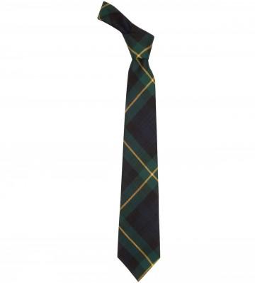 Gordon Clan Modern Tartan Tie