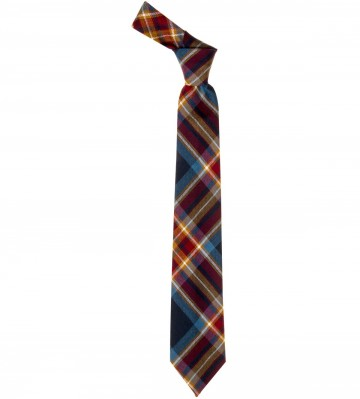 Holyrood Golden Jubilee Tartan Tie